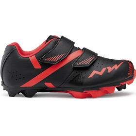 Northwave Hammer 2 Shoes Kinder black/red